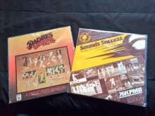 I love vinyl and when I found out that there were not one, but two records out there commemorating the 1984 Padres season, I knew I had to get my hands on them. Jerry Coleman narrates the record on the left, so you know it's good.