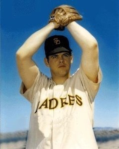 Billy McCool San Diego Padres