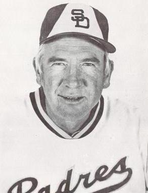 Bob Skinner San Diego Padres