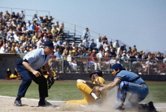 Cito Gaston 1969 Padres