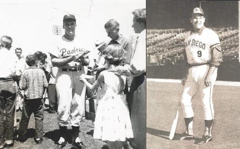 Dick Sisler San Diego Padres