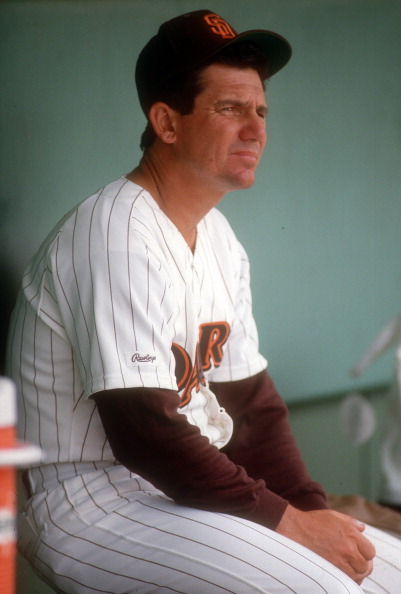 Larry Bowa Padres Manager