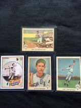 Ted Williams PCL Padres cards.
