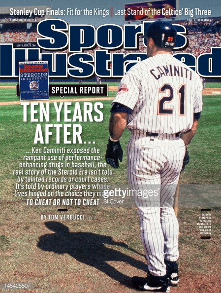 ken caminiti padres sports illustrated