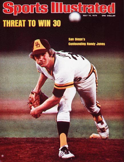 Randy Jones Sports Illustrated