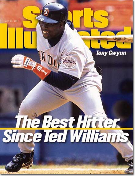 Tony Gwynn Padres Sports Illustrated