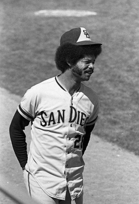 Bobby Tolan Padres