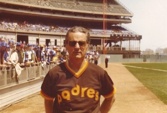 Jerry Coleman Padres Manager