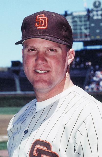 Mark Grant Padres