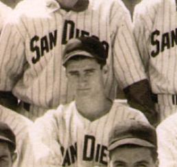 Bobby Doerr 1936 PCL Padres
