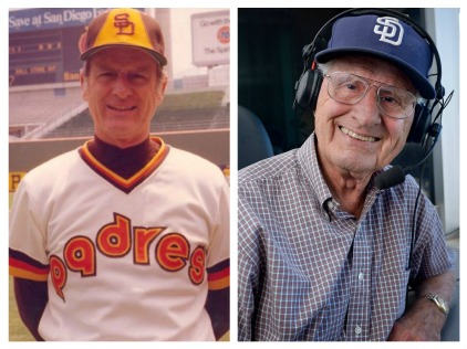 Jerry Coleman San Diego Padres