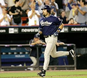 Mike Piazza San Diego Padres