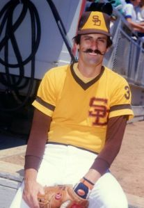 Rollie Fingers Padres