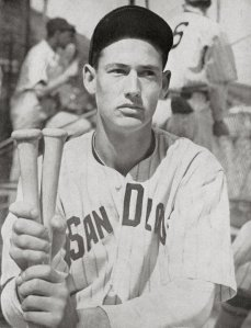 Ted Williams PCL San Diego Padres