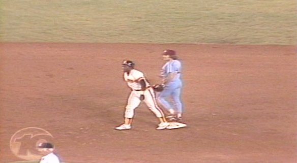 Tony Gwynn 1st Career Hit Pete Rose